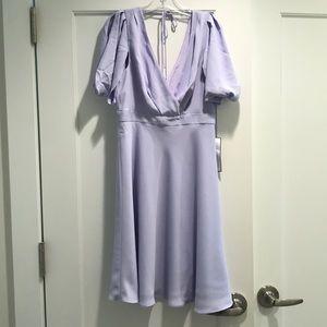 J.CREW Gorgeous Lavender Dress NWT
